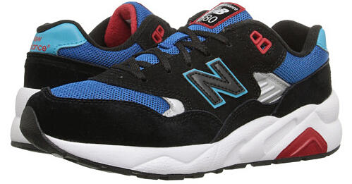 New Balance Kids KL580BRGM (Big Kid)