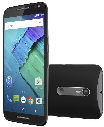 Motorola - Moto X Pure 4G with 64GB Memory Cell Phone (Unlocked)