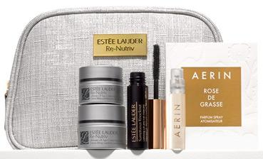 Free 5 Pc Gift with $75 Estee Lauder Purchase at Nordstrom