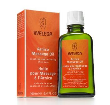 $13.48 Weleda Arnica Massage Oil, 3.4-Ounce