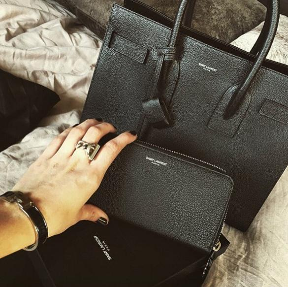 Up to 60% Off Saint Laurent & More Designer Handbags, Shoes On Sale @ Rue La La