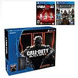 PS4 Console Bundle with 2 Bonus Games