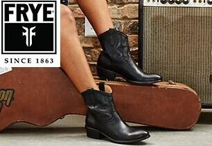 Up to 55% off Frye Shoes @ MYHABIT