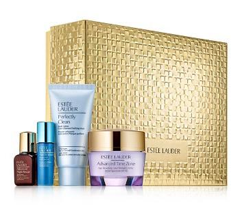 Receive an 10-piece Gift With Estée Lauder Anti-Wrinkle Essentials Gift Set @ Bloomingdales