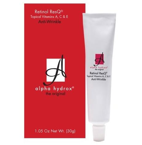 $9.39 Alpha Hydrox Optimum Series, Retinol Night ResQ, Anti-Wrinkle Firming Complex - 1.05 oz