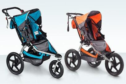 Save 35% or More Select Britax & BOB @ Amazon.com