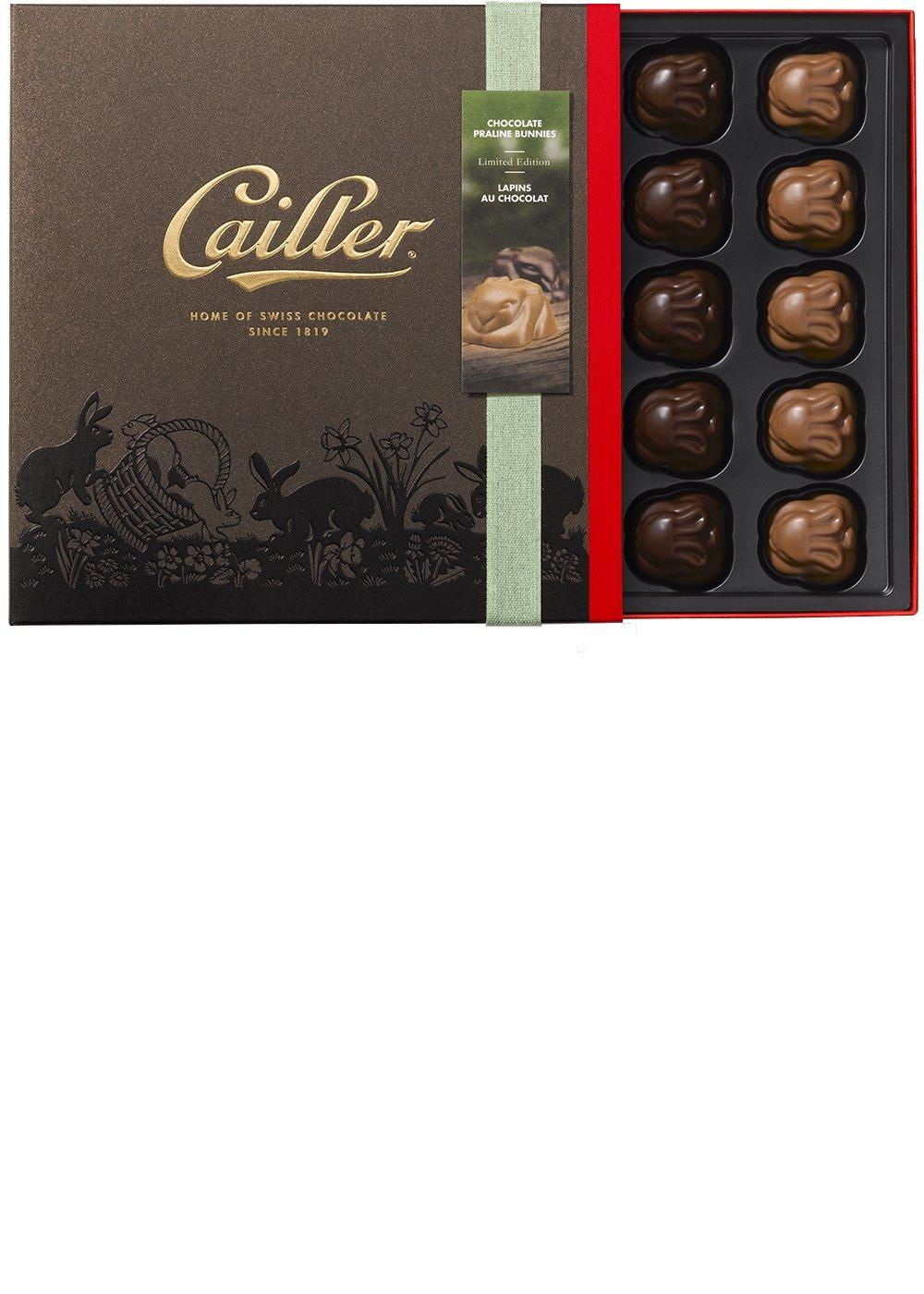 $7.50 CAILLER Praline Bunnies Chocolate Assortment, 4.8 Ounce