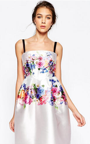 From $9 Floral Print Tops, Dresses and more @ ASOS
