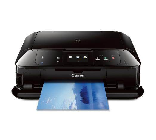 CANON MG7520 Wireless Color Cloud Printer with Scanner and Copier