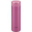 $22.09 Tiger MMW-A048-PR Stainless Steel Vacuum Insulated Travel Mug, 16-Ounce, Raspberry Pink