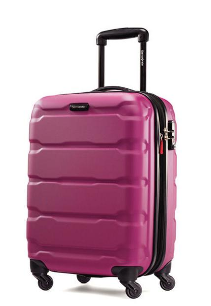 $87.99 Samsonite Omni PC Hardside Spinner 20