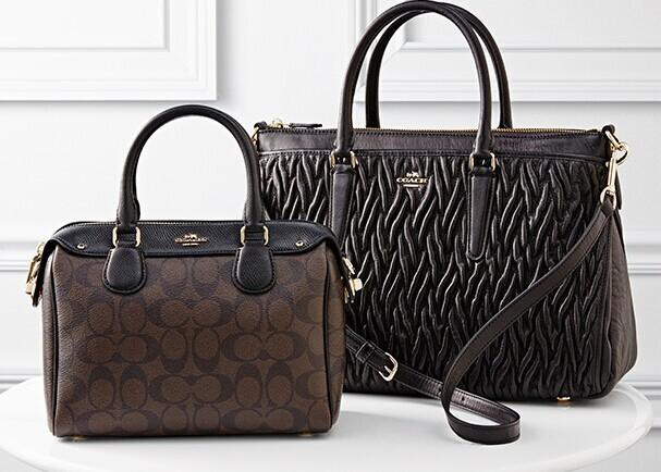 Up to 33% Off COACH Handbags @ MYHABIT