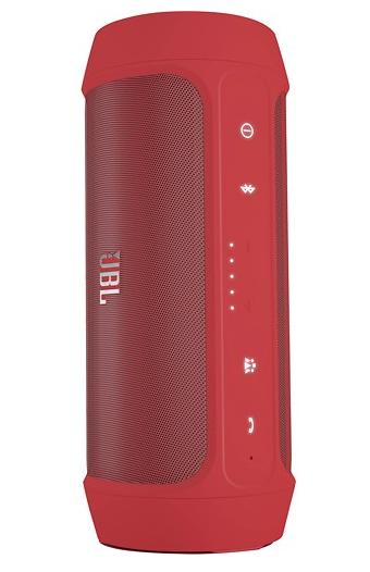 JBL Charge 2 Portable Wireless Bluetooth Speaker with Built-In Mic and PowerBank