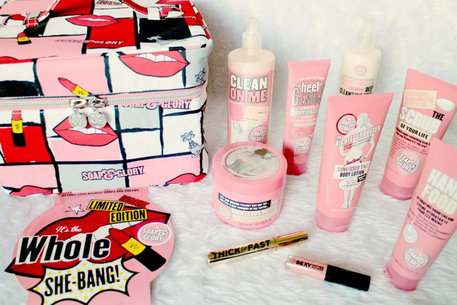 20% Off All Soap & Glory items