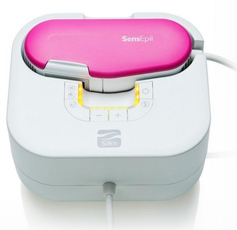 50% Off SENSEPIL XL (PINK) HAIR REMOVAL DEVICE @ Silk'n