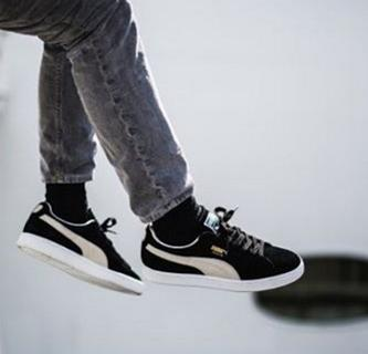 Up to 57% Off Puma Suede Classic+ Sale @ 6PM.com