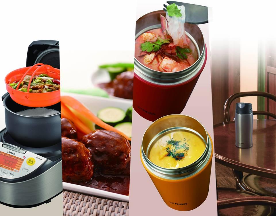 Up to 30% Off + Extra 10% Off Japan Tiger Electric Rice Cooker, Stainless Steel Bottle,  Thermal Soup Cup and More