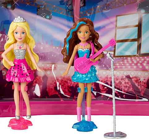 Buy 1 Get 1 40% Off Barbie Dolls @ ToysRUs