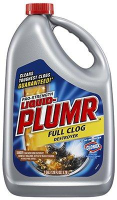 Clorox Company 31183 128Oz Clog Destroyer