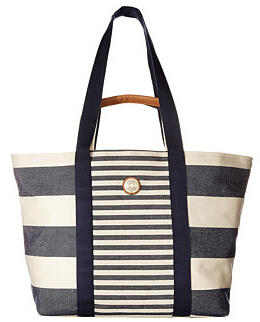 Tommy Hilfiger Canvas Couplet Beach Bag