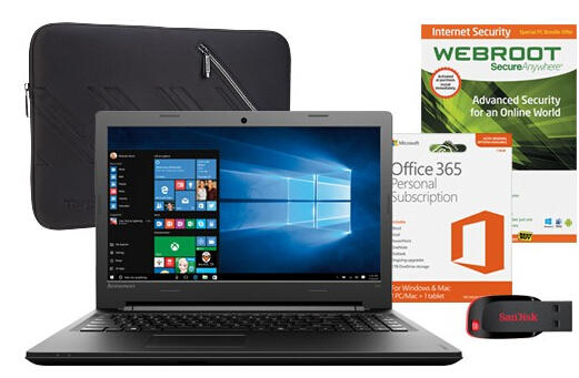 Lenovo 100-15IBD 80QQ00M7US Laptop