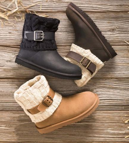 Up to 70% Off UGG Shoes @ The Walking Company