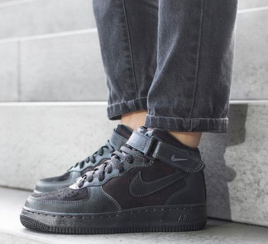 $44.97 NIKE AIR FORCE 1 07 MID PREMIUM WOMEN'S SHOE On Sale @ Nike Store