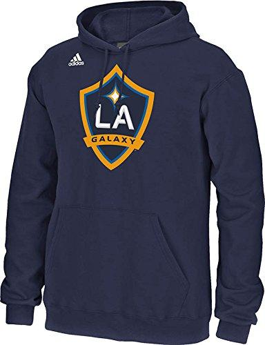MLS Men's Primary Logo Hooded Fleece Shirt