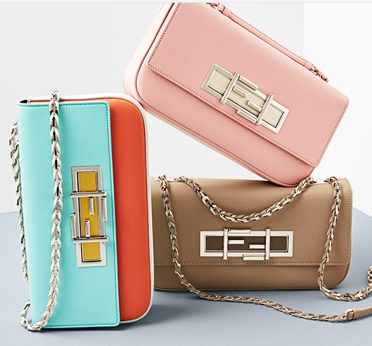 Up to 25% Off Fendi Handbags @ MYHABIT