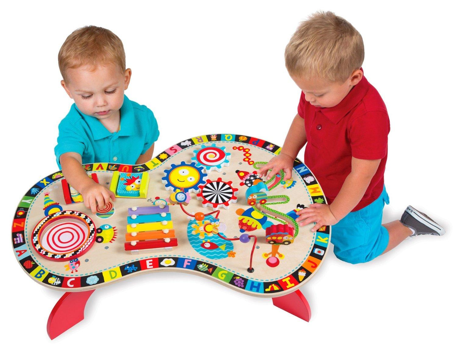 ALEX Toys Jr. Sound and Play Busy Table Activity Center
