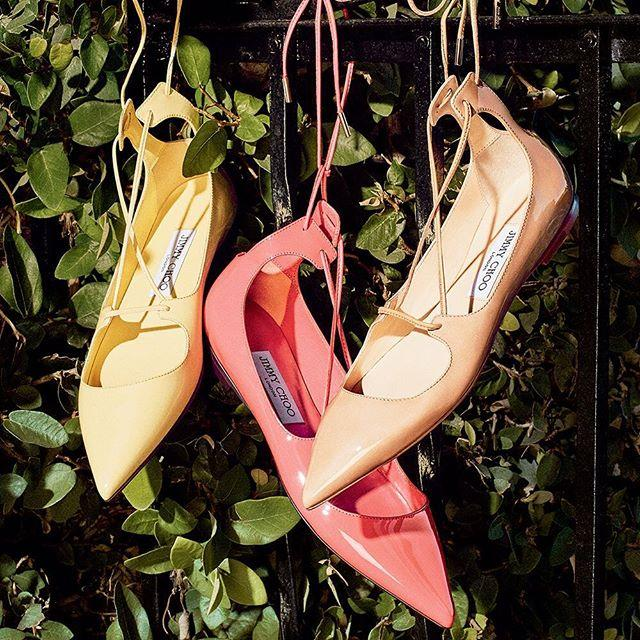 Up to $200 Off Jimmy Choo Shoes @ Saks Fifth Avenue