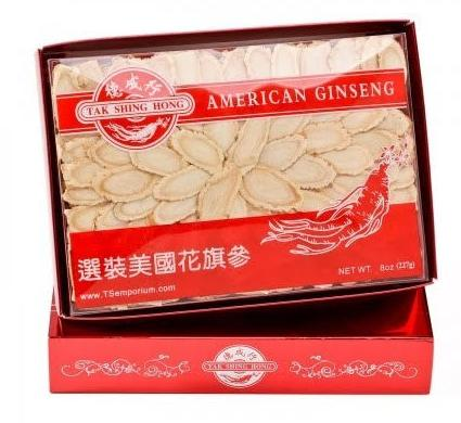 Up to 60% off + Special giftAmerican Ginseng sale @ Tak Shing Hong
