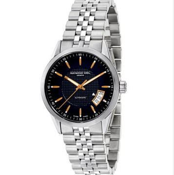 $499 Raymond Weil Men's Freelancer Watch