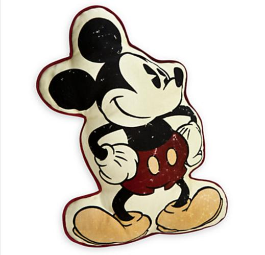 $12.59 Classic Mickey Mouse Pillow