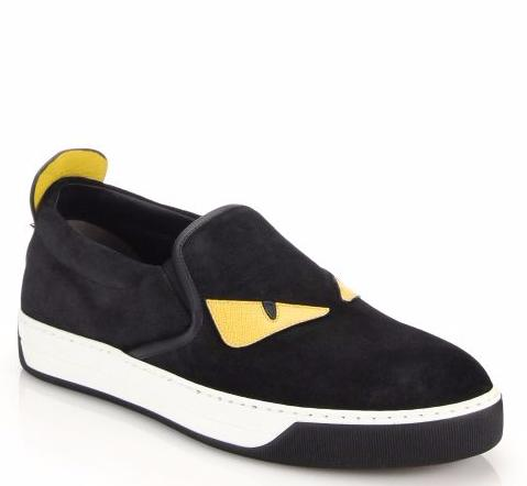 Up to $200 Off Fendi Men's Shoes @ Saks Fifth Avenue