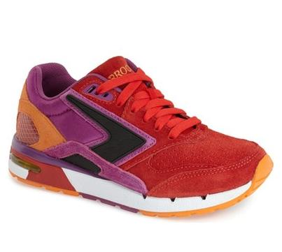 Brooks 'Fusion' Sneaker (Women)
