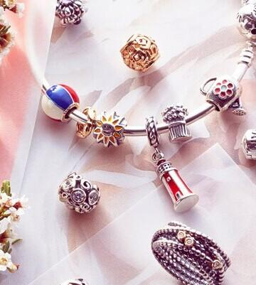 Up to 45% Off PANDORA @ Rue La La