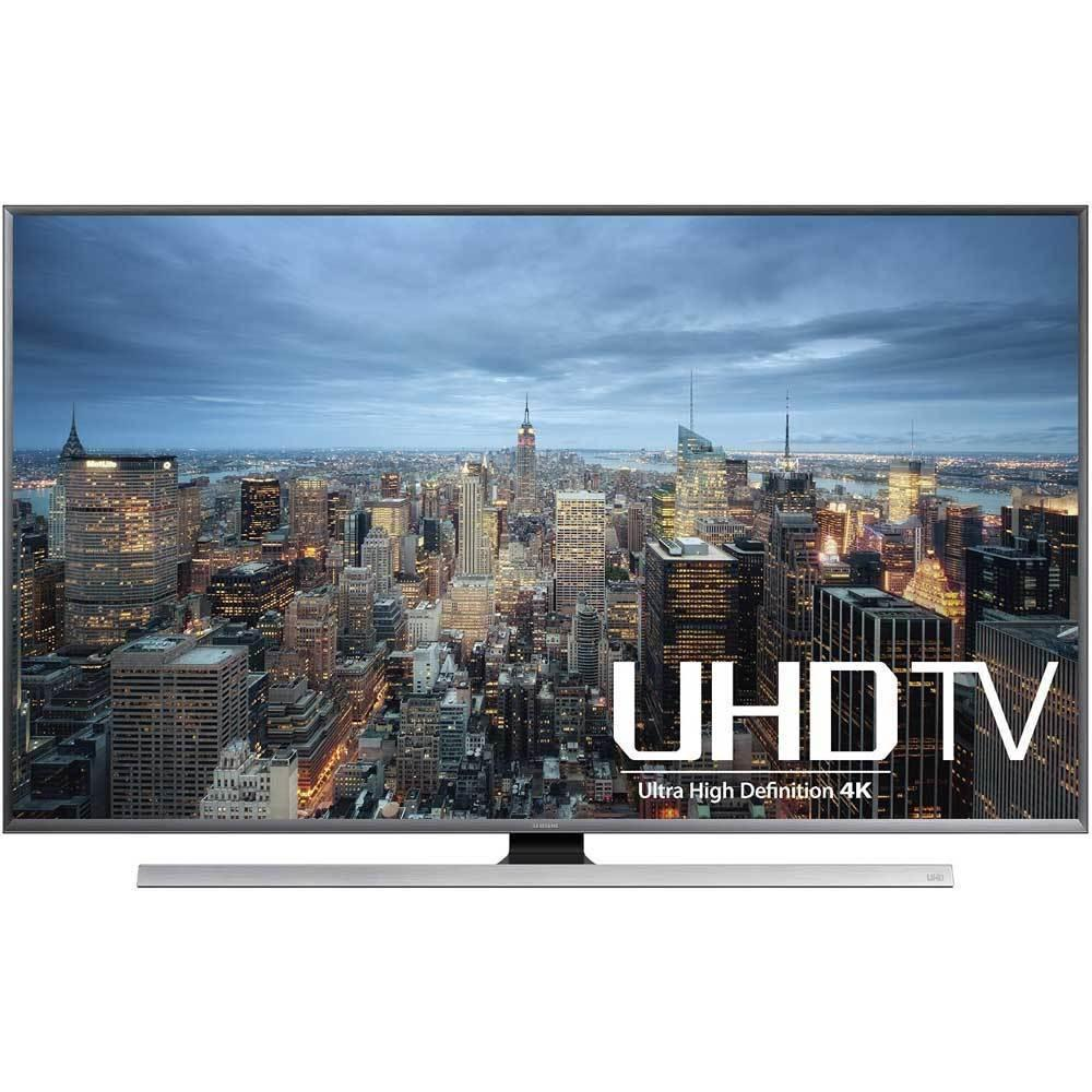 Samsung UN50JU7100 50-Inch 4K 120hz Ultra HD Smart 3D LED HDTV