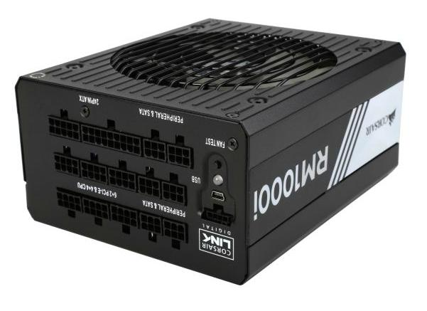 CORSAIR RM1000i 1000W 80 PLUS GOLD Certified Full Modular Power Supply