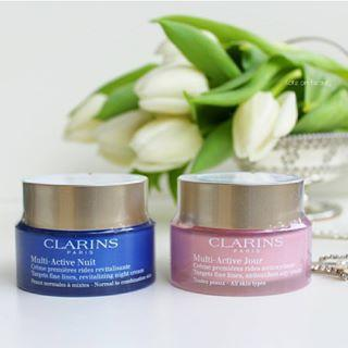 Receive Double Points with any Order @ Clarins