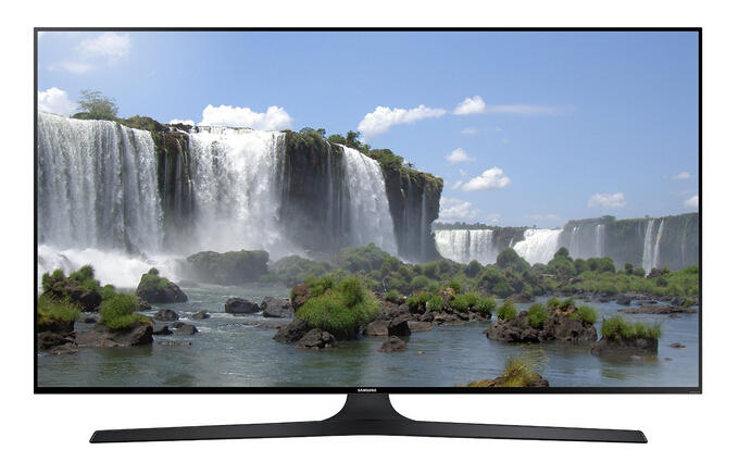 $454 Samsung UN50J6300 50-Inch 1080p Smart LED TV