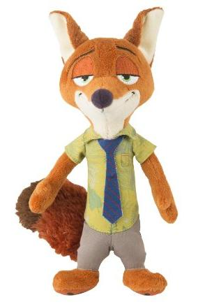 Zootopia Large Plush Nick Wilde @ Amazon