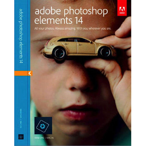 $44.99 Adobe Photoshop Elements 14 (DVD)