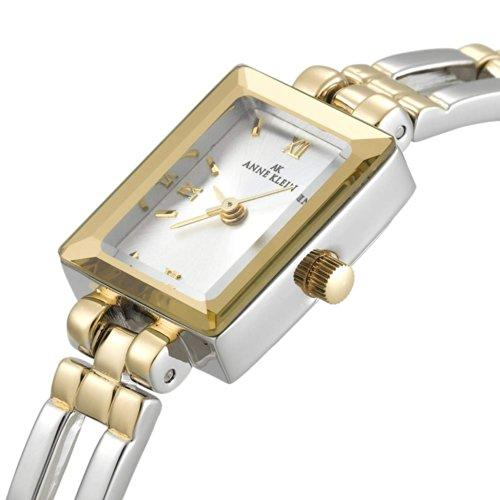 Lowest price! $27.51 Anne Klein Women's 104899SVTT Two-Tone Dress Watch