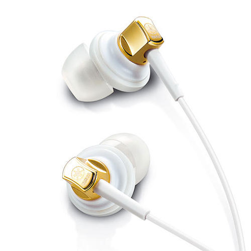 Yamaha EPH-50WH In-Ear Headphones (White)