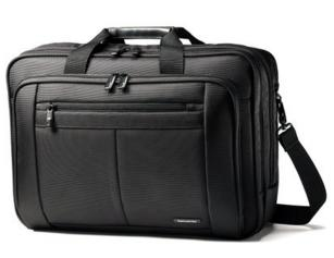 Samsonite Classic Three Gusset Lg Toploader