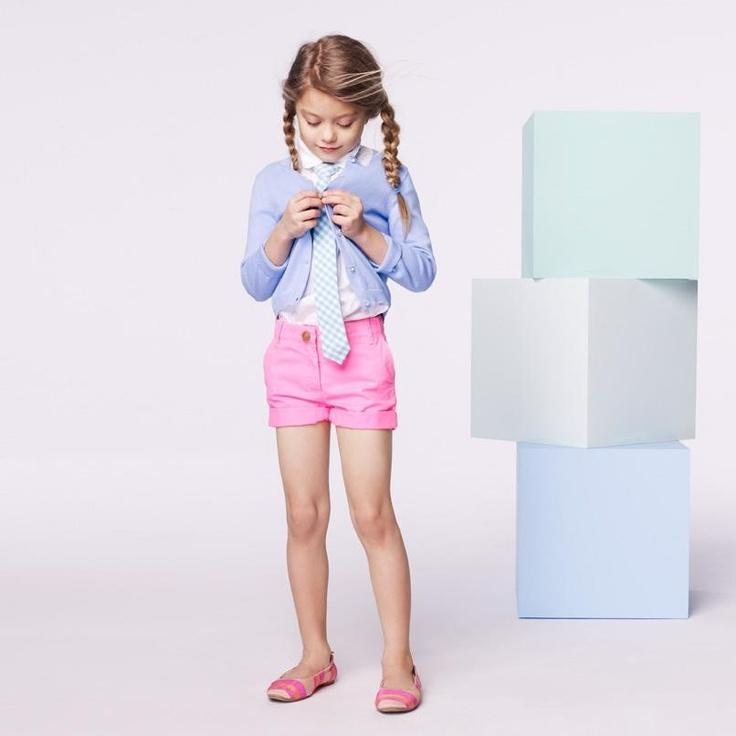 Extra 40% Off Kid's Cloth Sale @ J.Crew Factory