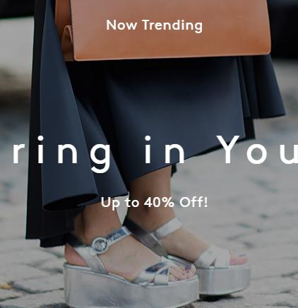 Up to 40% Off Select Women's Shoes @Barneys Warehouse