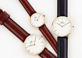 Up to 74% Off Select Daniel Wellington, SO&CO New York and more  Women's Watch @ MYHABIT