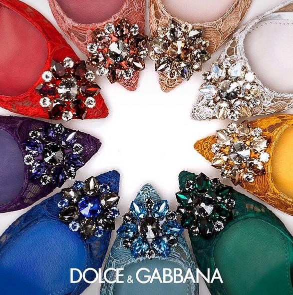 Up to 70% Off Dolce & Gabbana Women's Shoes @ 6PM.com